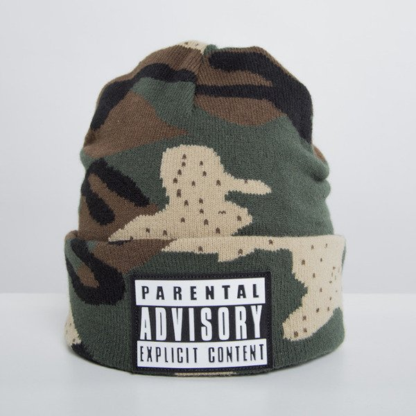 Starter beanie Parental Advisory camo Tactical Knit PA-034
