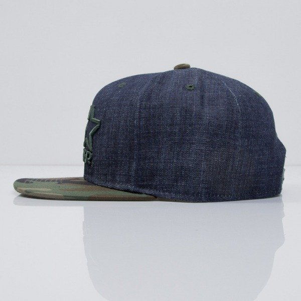 Starter cap Feature 2T navy (ST-622)