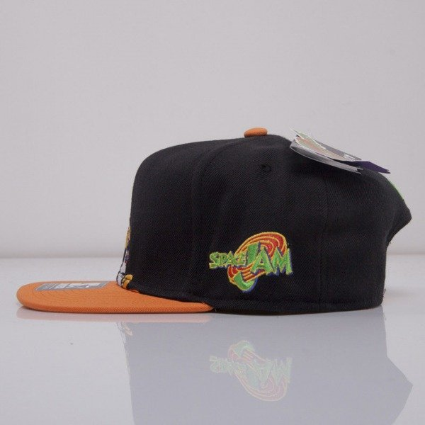 Starter cap Space Jam black  snapback  Dunk Daffy SJ-007