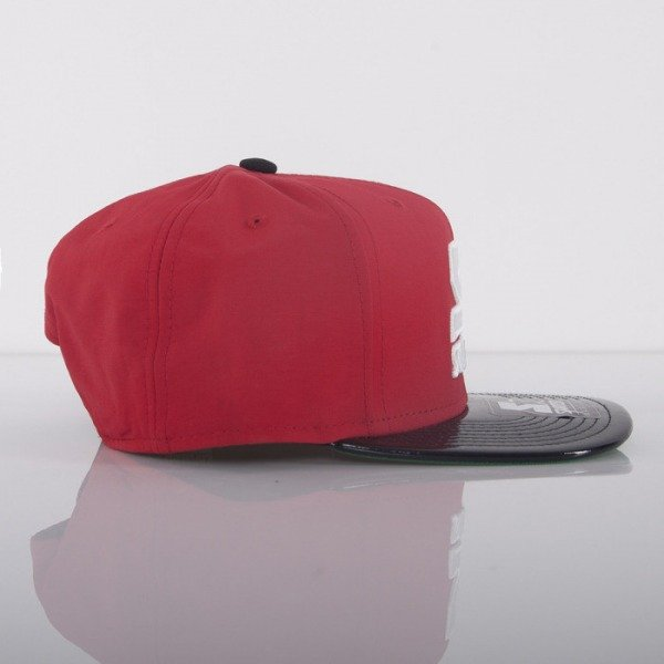 Starter cap snapback Nyon-X red  ST-458