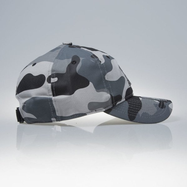Starter cap stretch fit Issue Pitcher blackcamo / charcoal (ST-1241)