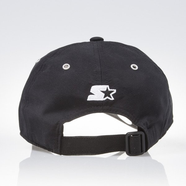 Starter cap stretch fit Low Key Pitcher black (ST-1208)