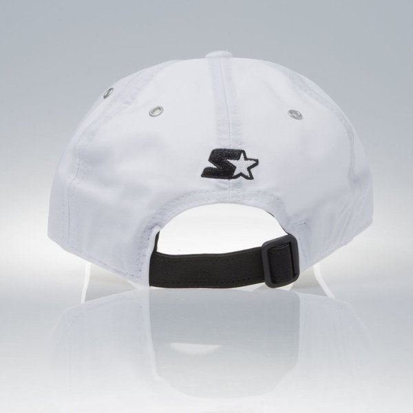 Starter cap stretch fit Low Key Pitcher white / black (ST-1208)