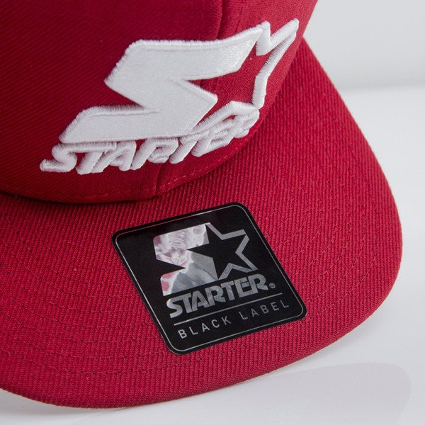 Starter snapback Icon Logo red ST-235