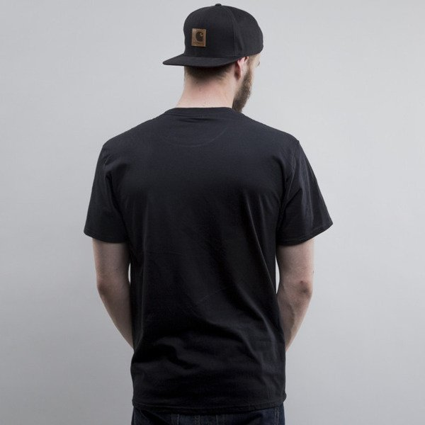 Starter t-shirt City Icon black/royal