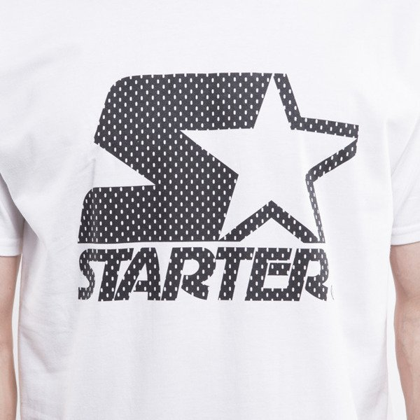 Starter t-shirt Mesh Icon white (ST-T868)