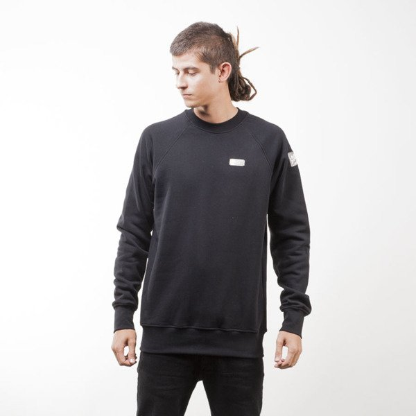 Stoprocent crewneck BBKS Steel black