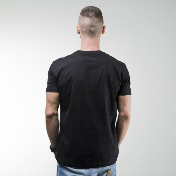 Stoprocent t-shirt Pocket black