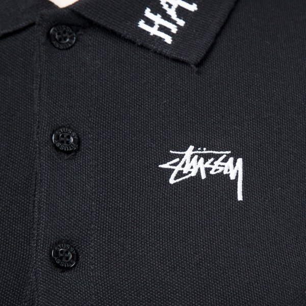 Stussy Good Vibe Polo Dress black WMNS