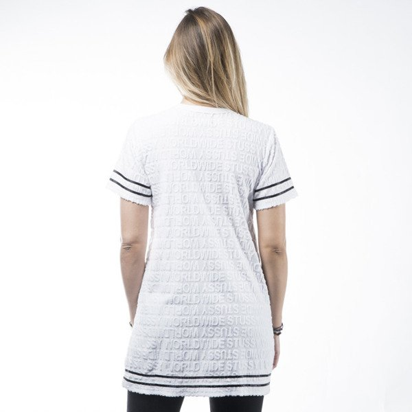 Stussy Terry Dress white WMNS