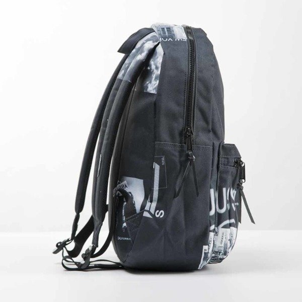 Stussy backpack Placement Lawson black