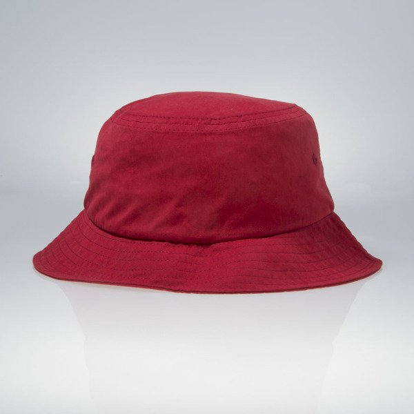 Stussy bucket hat Classic Logo red