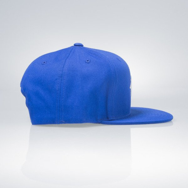 Stussy snapback Stock SU16 Cap royal blue