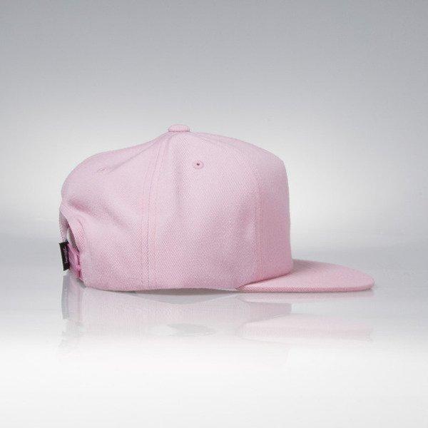 60dfd1231c4 ... Stussy snapback Stussy Flamingo light pink ...