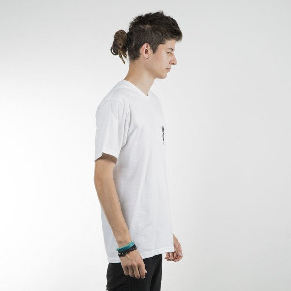 Stussy t-shirt Bills white SU16