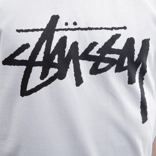 Stussy t-shirt Stock white