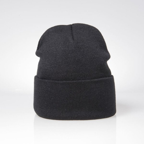 Stussy winter beanie Stock Cuff Beanie black