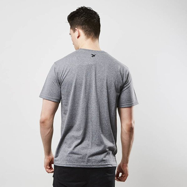 T-shirt Nervous Holo grey