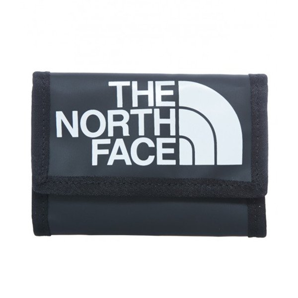 The North Face Base Camp Wallet black / white T0CE69KY4-OS