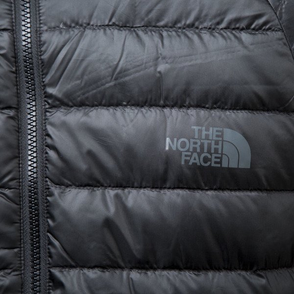 The North Face Man Trevail Hoodie black T92TBWJK3