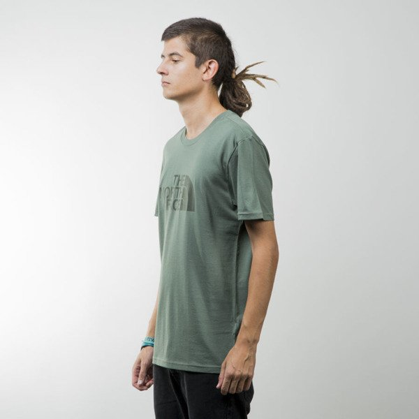 The North Face T-shirt Easy Tee duck green T92TX3HCH