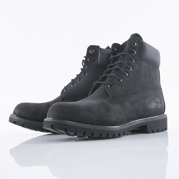 Timberland 6 In Premium black (10073)