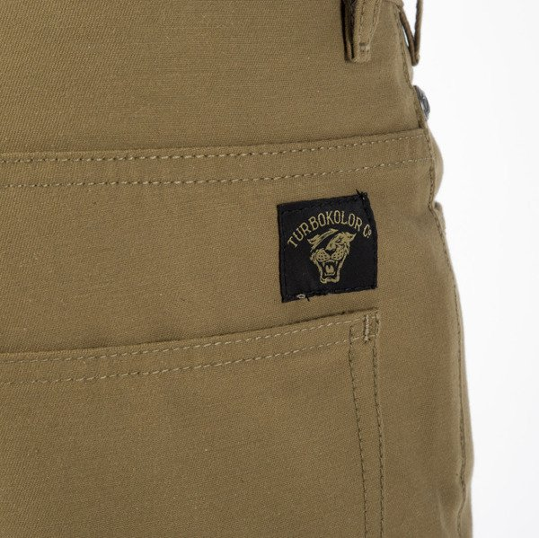 Turbokolor Classic Shorts olive / dune camo
