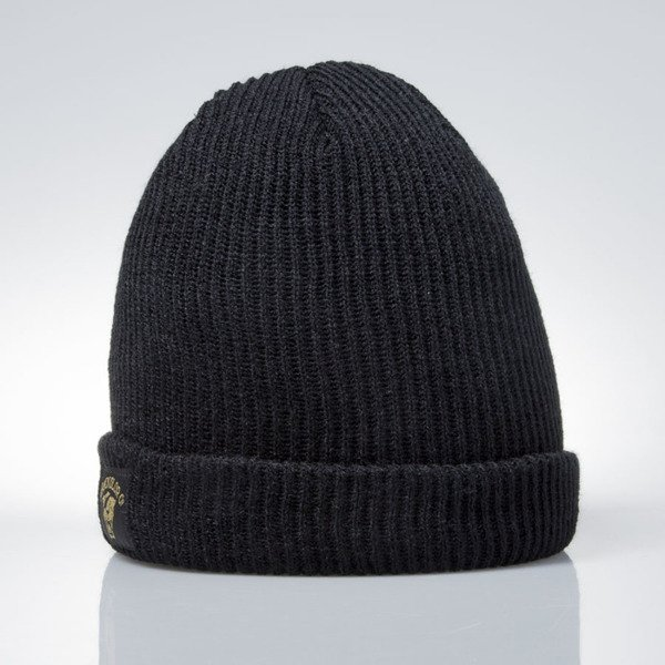 Turbokolor Fisherman Beanie black 4248