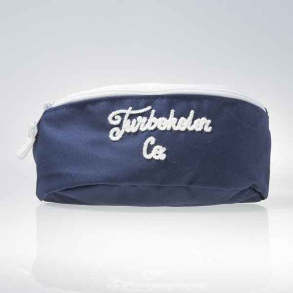 Turbokolor Hip-bag white / navy / red SS16