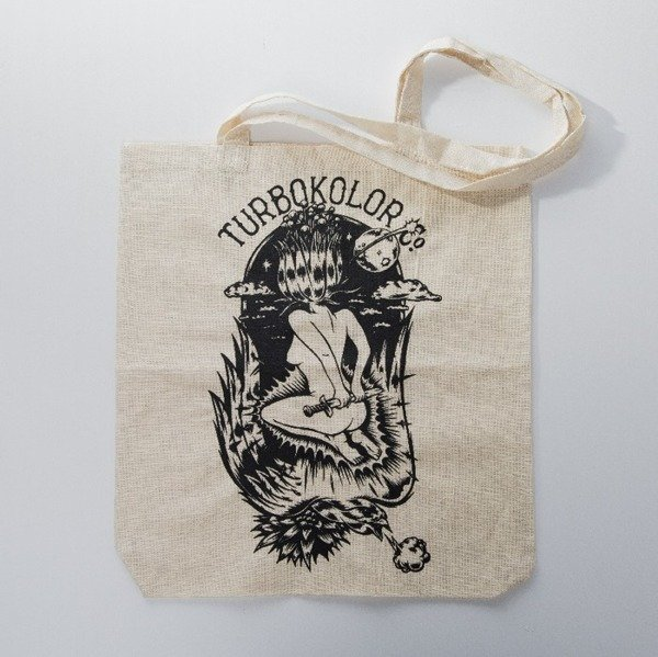Turbokolor Tote Bag Moonshine