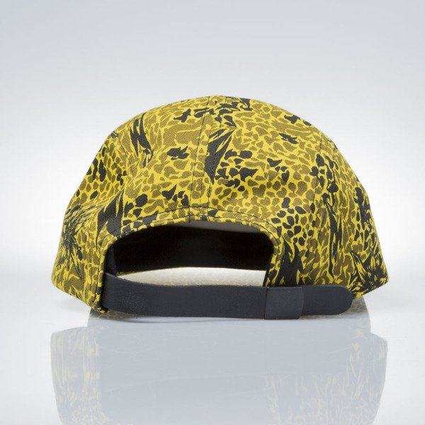 Turbokolor cap 5panel Pagan Hat Edelweiss