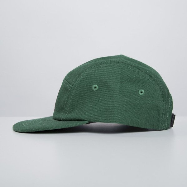 Turbokolor starpback Five Panel Cap Basic green