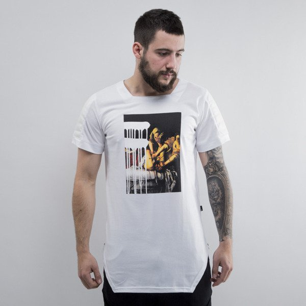 Urban Flavours t-shirt NYC SOHO Pictures white