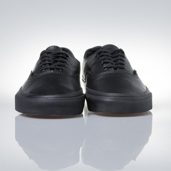 Vans Authentic Decon (Premium Leather) black / black (VN-0 18CGKM)