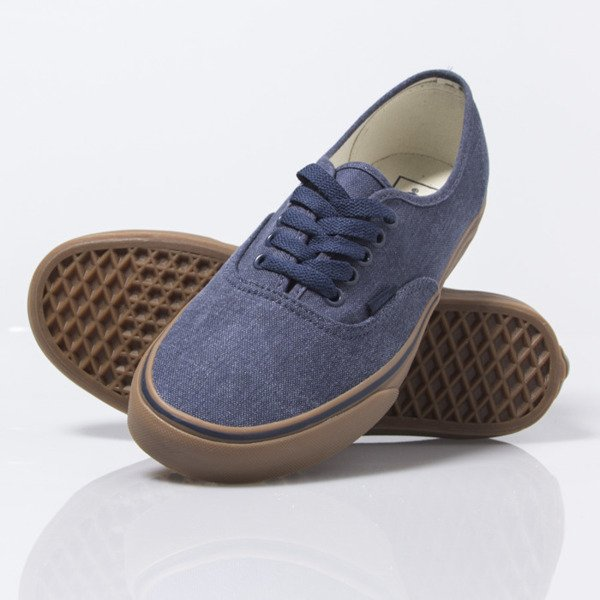 Vans Authentic (Washed Canvas) bls / gm (VN0004MKIL6)