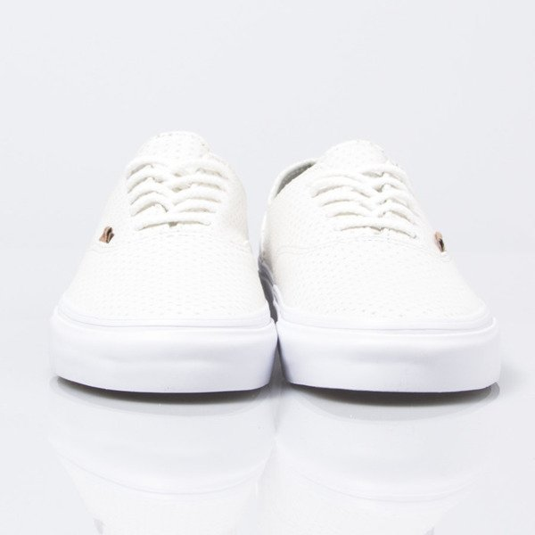 Vans Era Decon + (Leather Emboss) Blanc de Blanc (VN0004OZIFG)
