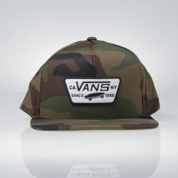Vans snapback Full Patch camo VN000QPU97I