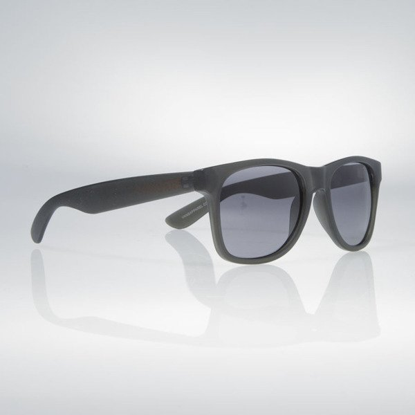 Vans sunglasses Spicoli 4 Shade Black Frosted (VN000LC01S6)