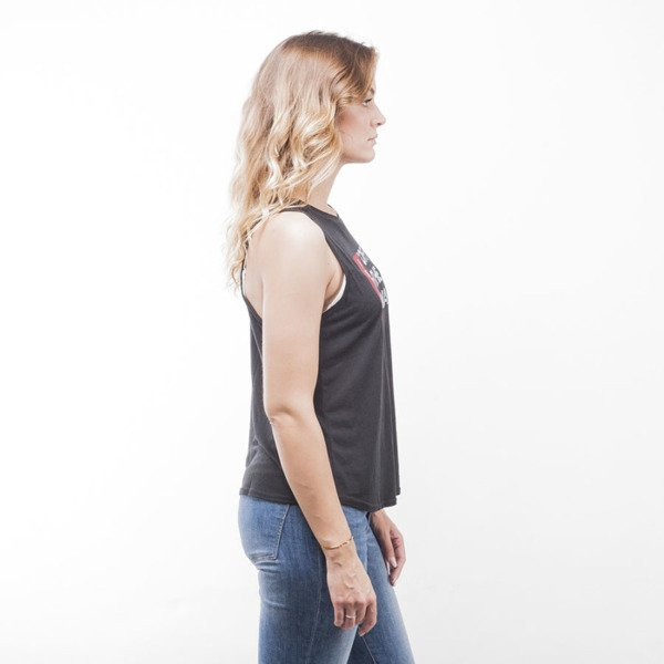 Vans tank top Anthem Muscle black (VA2XFIBLK) WMNS