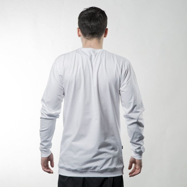 We Peace It Long Sleeve Action white