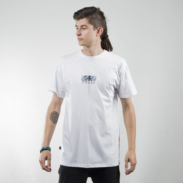 We Peace It T-shirt Action white