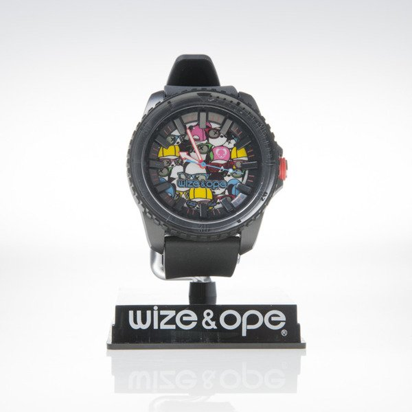 Wize & Ope CR-4 Crunch black