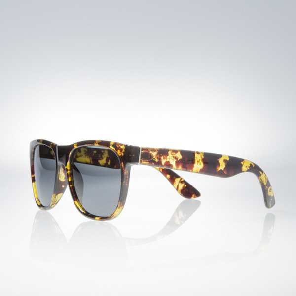 Wize & Ope Sunglasses amber 2 sheen