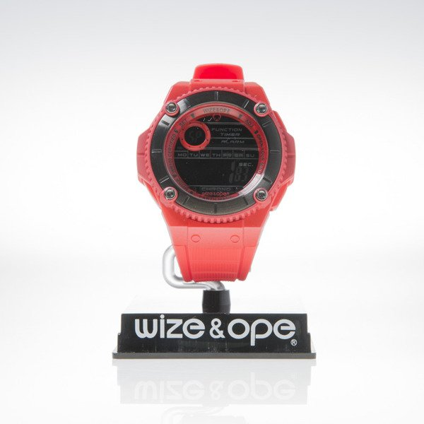 Wize & Ope Wax-3-2 red