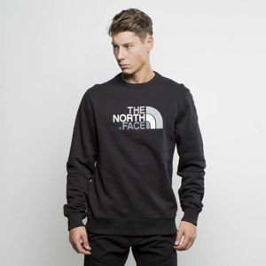 Bluza The North Face Sweatshirt Drew Peak Crewneck black T92ZWRJK3