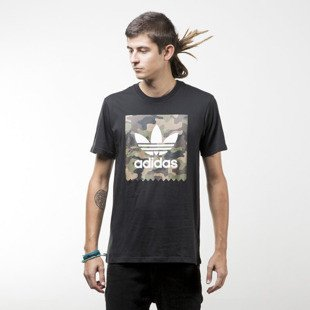 Adidas Originals koszulka Camo BB Tee black AY8859
