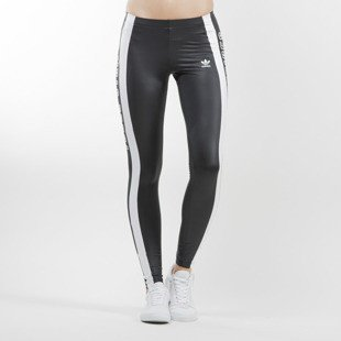 Adidas Originals legginsy Tight black / white AY7923
