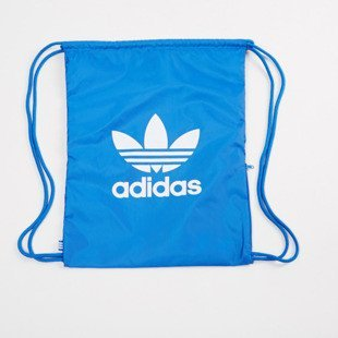 Adidas Originals worek na plecy Gymsack Trefoil blue BJ8358
