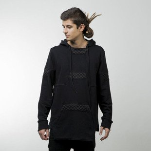 Admirable bluza Hyper Quilt Hoodie black
