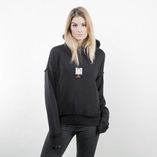 Admirable bluza hoodie Corrupted Redrum WMNS black